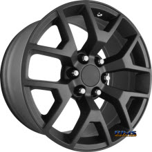 OE CREATIONS - PR150 - Black Flat