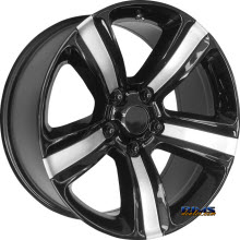 OE CREATIONS - PR155 - SATIN BLACK