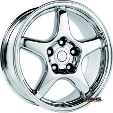 OE Performance Wheels - 103C PVD - Chrome