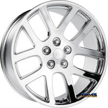OE Performance Wheels - 107C PVD - Chrome