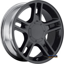 OE Performance Wheels - 108B - Black Gloss