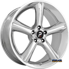 OE Performance Wheels - 109C PVD - Chrome