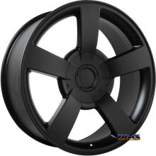 OE Performance Wheels - 112B - Black Flat