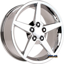 OE Performance Wheels - 114C PVD - Chrome