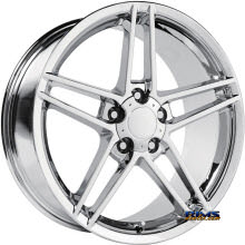 OE Performance Wheels - 117C PVD - Chrome