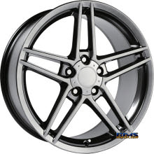 OE Performance Wheels - 117H - Hypersilver