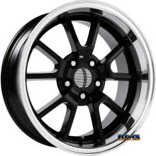 OE Performance Wheels - 118B - Machined w/ Black
