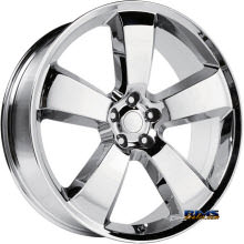 OE Performance Wheels - 119C PVD - Chrome