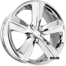 OE Performance Wheels - 123C PVD - Chrome