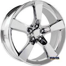 OE Performance Wheels - 124C PVD - Chrome