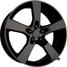 OE Performance Wheels - 124MB - Black Flat