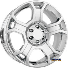 OE Performance Wheels - 127C PVD - Chrome