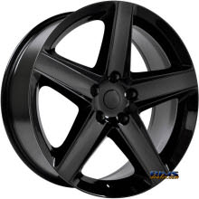 OE Performance Wheels - 129B - Black Gloss