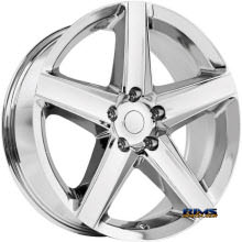 OE Performance Wheels - 129C PVD - Chrome