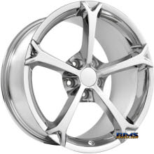 OE Performance Wheels - 130C PVD - Chrome