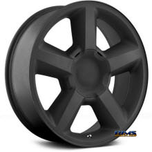 OE Performance Wheels - 131B - Black Flat