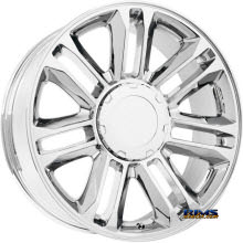 OE Performance Wheels - 132C PVD - Chrome