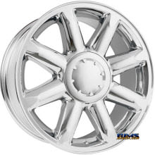 OE Performance Wheels - 133C PVD - Chrome