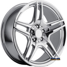 OE Performance Wheels - 136C PVD - Chrome