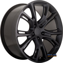 OE Performance Wheels - 137MB - Black Flat