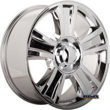 OE Performance Wheels - 143C PVD - Chrome