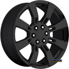 OE Performance Wheels - 144GB - Black Gloss