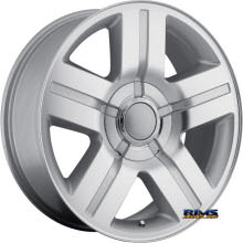 OE Performance Wheels - 147S - Machined w/ Silver