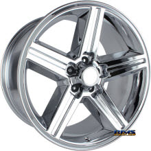 OE Performance Wheels - 148C PVD - Chrome