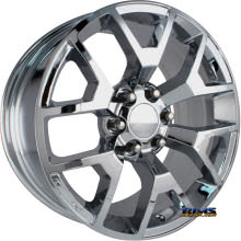OE Performance Wheels - 150C PVD - Chrome