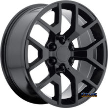 OE Performance Wheels - 150GB - Black Gloss