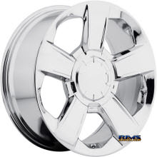 OE Performance Wheels - 152C PVD - Chrome