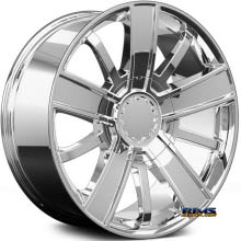 OE Performance Wheels - 153C - Chrome