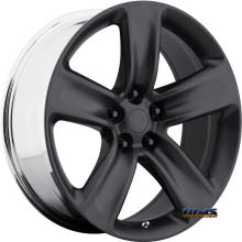 OE Performance Wheels - 154SB - Black Flat