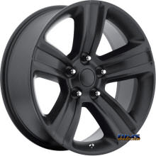OE Performance Wheels - 155SB  - Black Flat