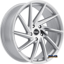 RSR Wheels - R701 - machined w/ silver