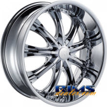 REDSPORT - RSW33 - chrome