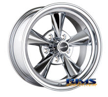 Ridler wheels - 675 - chrome