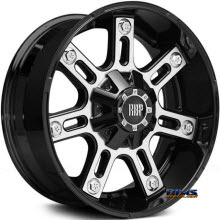 RBP Off-road - 97-R - Machined w/ Black