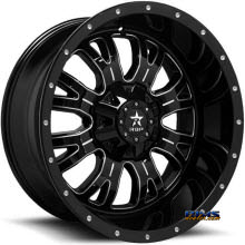 RBP Off-road - Assassin-2 89-R - Machined w/ Black