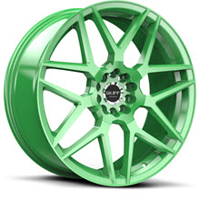 Ruff Racing - R351 - Green Solid