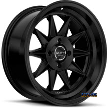 Ruff Racing - R358 - Black Flat