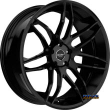 RUFF RACING - R960 - black flat