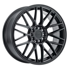 Ruff Racing - OVERDRIVE - Matte Black