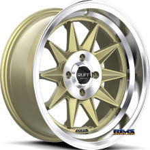 Ruff Racing - R358 - Gold w/ Machined