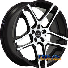Ruff Racing - R954 - machined w/ black