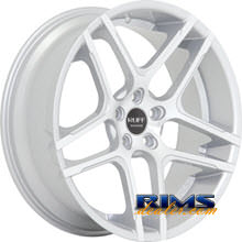 Ruff Racing - R954 - machined w/ silver