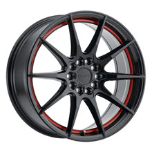 Ruff Racing - SPEEDSTER - Black Gloss w/ Red
