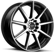 Ruff Racing - R366 - Black Satin w/ Machined