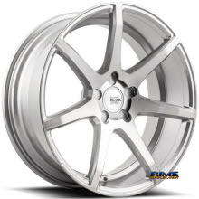 SAVINI WHEELS - BM-10 - Custom (Add $200ea. for painting) - Silver Flat
