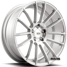 SAVINI WHEELS - BM-9 - Custom (Add $200ea. for painting)  - Silver Flat
